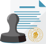 small icon of a document